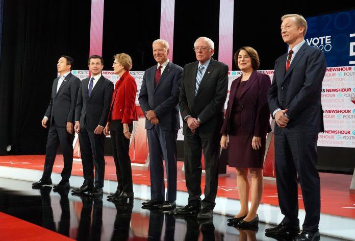 usa 2020 - 296 - dibattito - impeachment