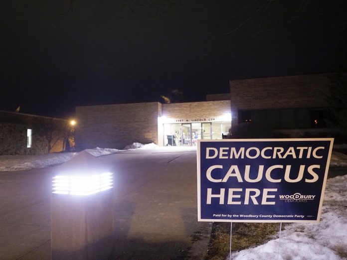 Usa 2020 - 273 - Iowa - caucuses