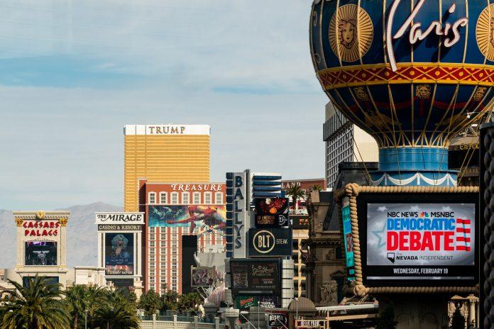 Usa 2020 - 258 - Las Vegas - dibattito - democratici - Bloomberg