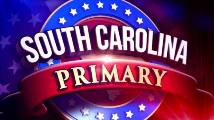 Usa 2020 - 248 - South Carolina - primarie