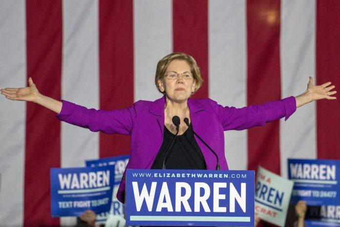 Usa 2020 - 242 - Warren