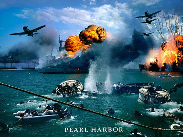 Usa 2020 - 211 - coronavirus - Pearl Harbor