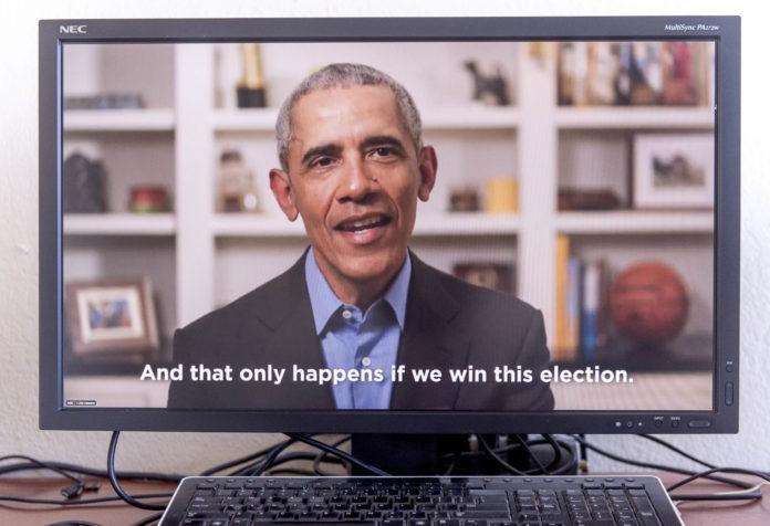 Usa 2020 - 170 - Obama -trump - coronavirus