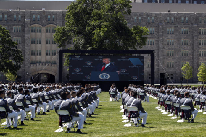 Usa 2020 - 142 - Trump - West Point