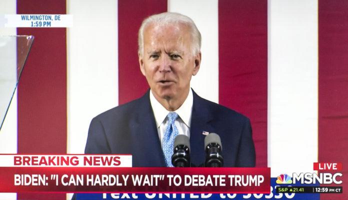 Usa 2020 - 125 - Biden - comizi - vice