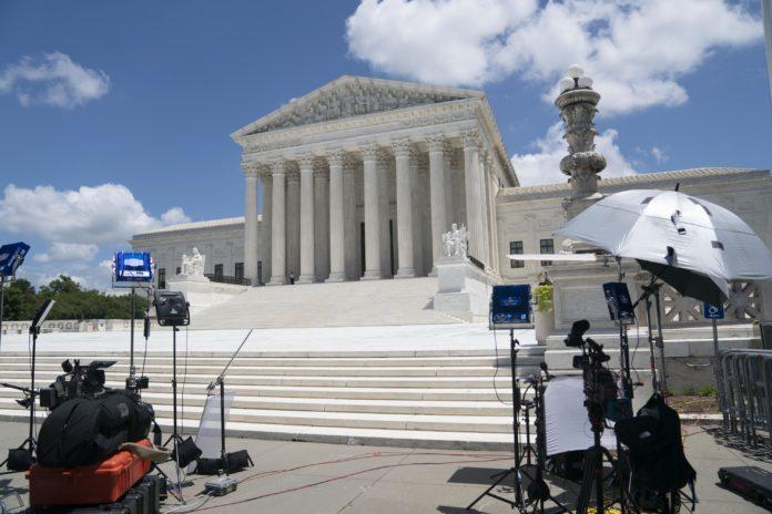 Usa 2020 - 116 - Corte Suprema - trump - dichiarazione dei redditi