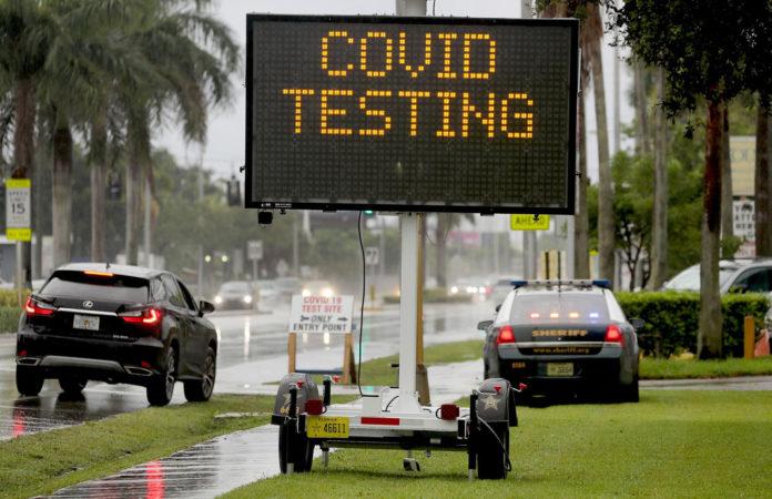 Usa 2020 - 96 - coronavirus - decessi - Florida