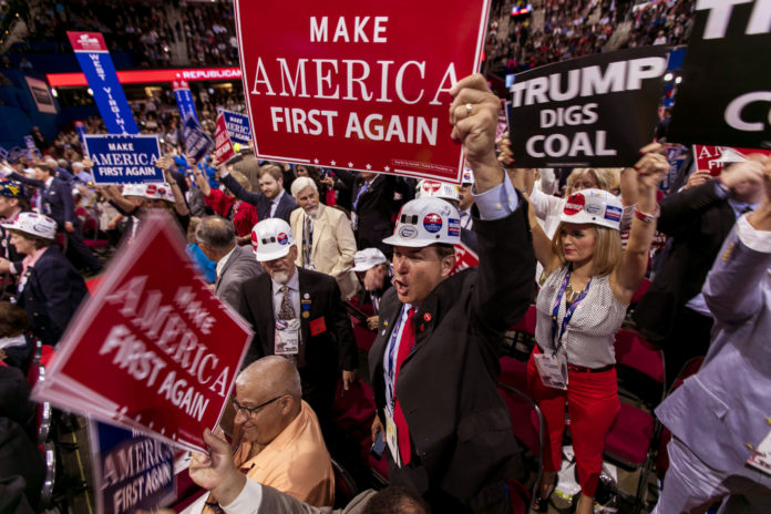 Usa 2020 - 93 - convention - stampa