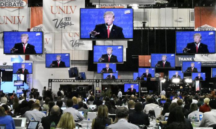 Usa 2020 - 88 - Trump - Biden - dibattito