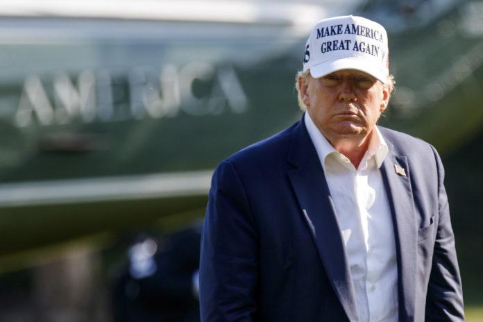 Usa 2020 - 86 - Trump - decreti