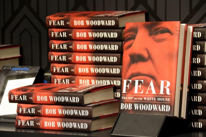 Usa 2020 - 54 - Trump - Woodward
