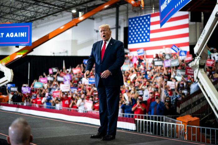 Usa 2020 - 50 - Trump - Nevada - Fox News