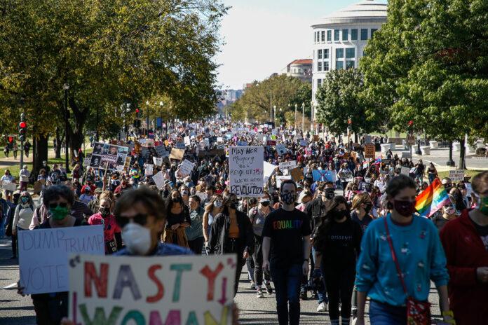 Usa 2020 - 16 - Marcia delle Donne