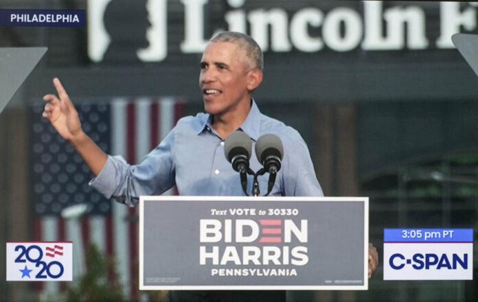 Usa 2020 - 12 - Obama - Filadelfia