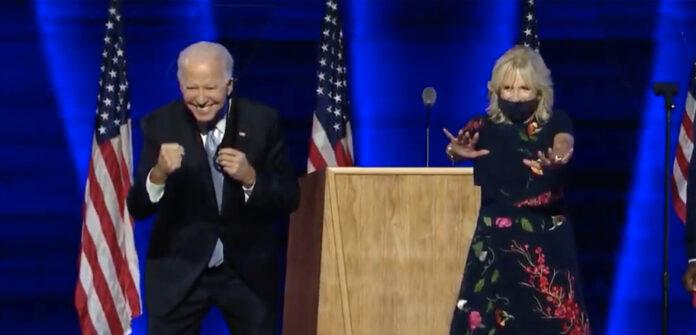 Usa 2020 - Biden - presidente eletto