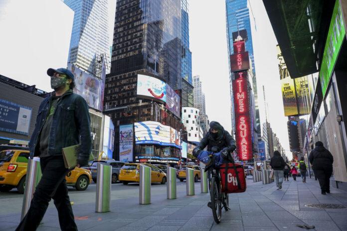 Usa 2020 - pandemia - New York