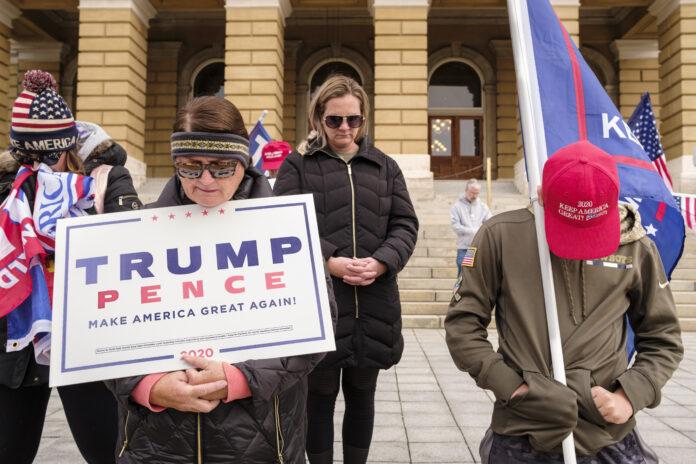 Usa 2020 - Trump - brogli