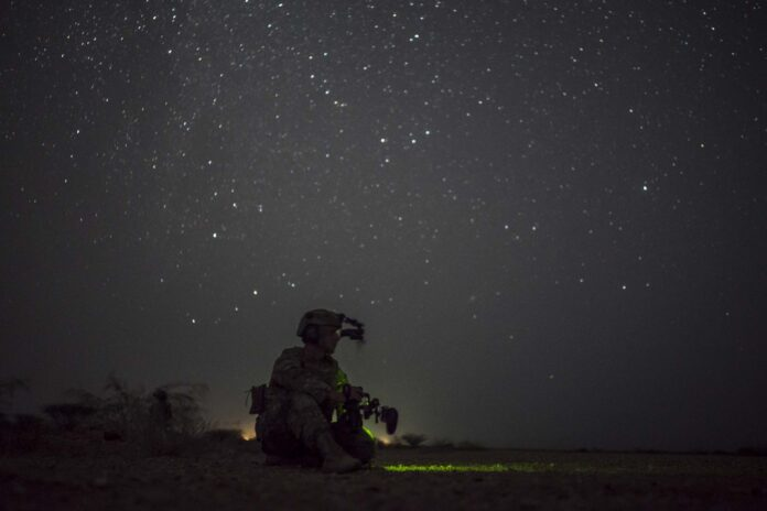 Usa 2020 - trump - truppe - Somalia