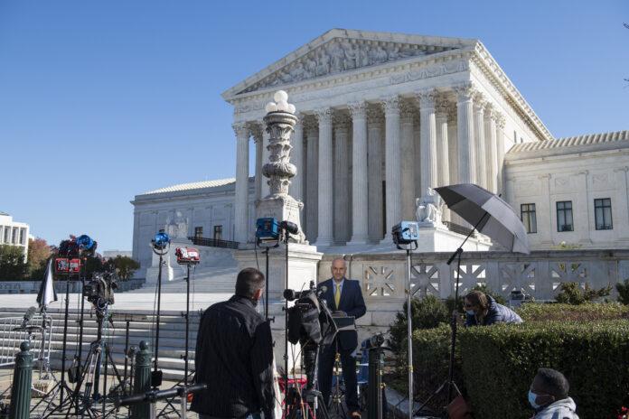 Usa 2020 - Texas - ricorso - Corte Suprema