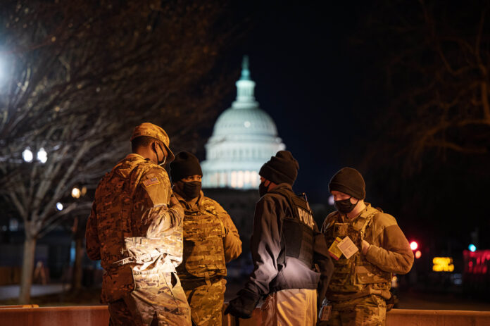 Usa 2020 - Washington - sicurezza