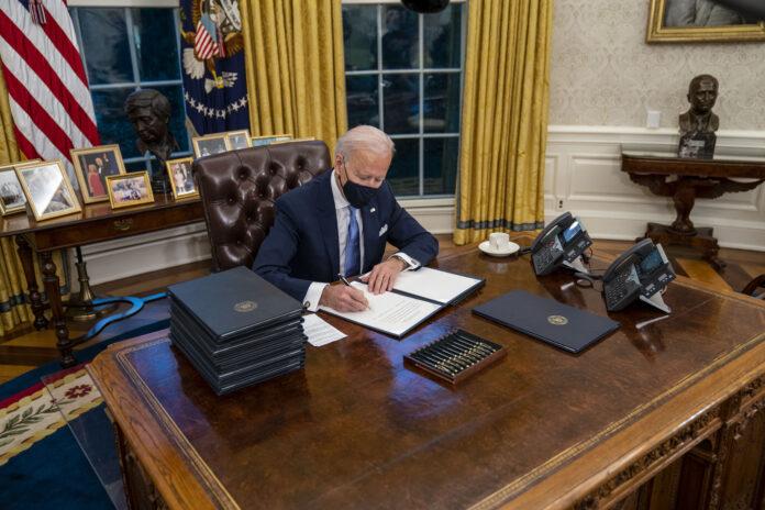 Usa 2020 - Biden - presidente