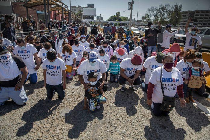 210411 Usa - Messico - Biden - migranti