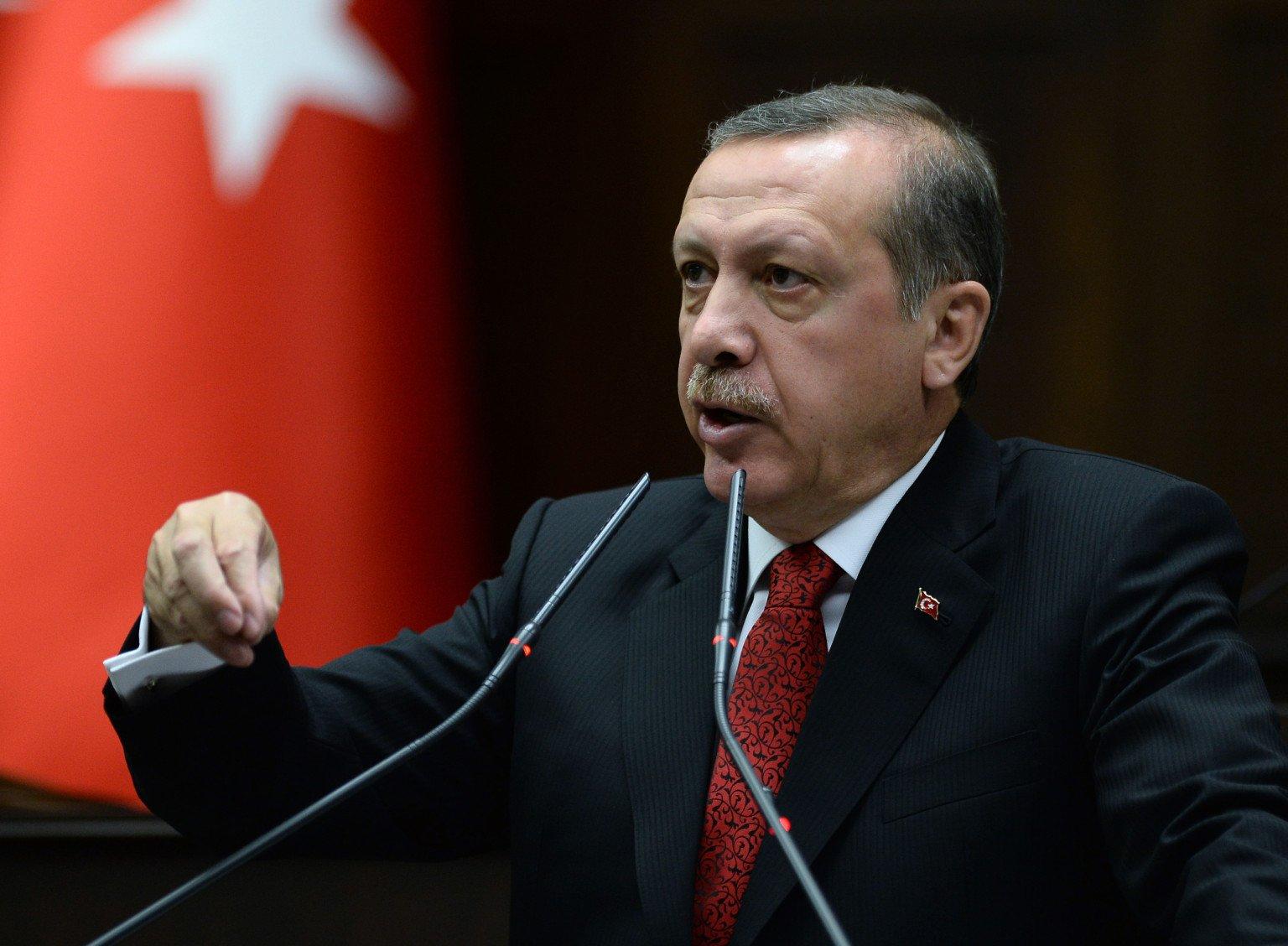 Erdogan ricatta