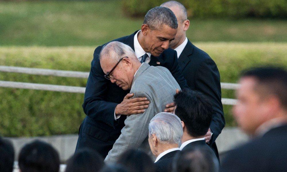 Obama a Hiroshima