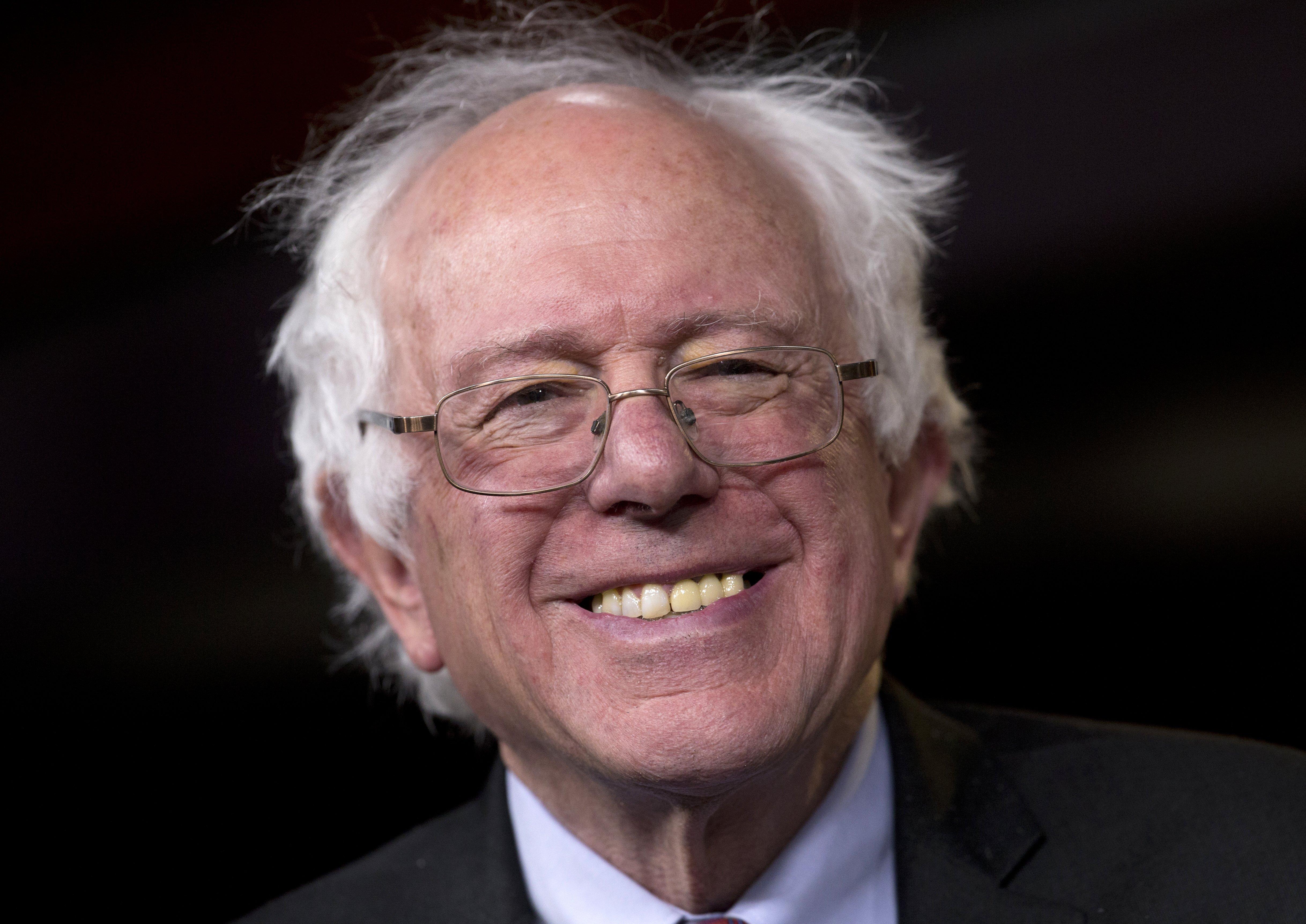 Sanders, l'orsachiotto di Donald
