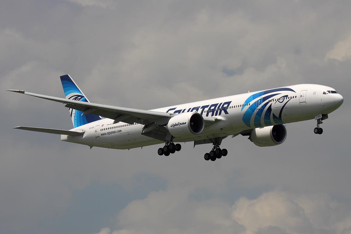 incidente aereo Egypt Air
