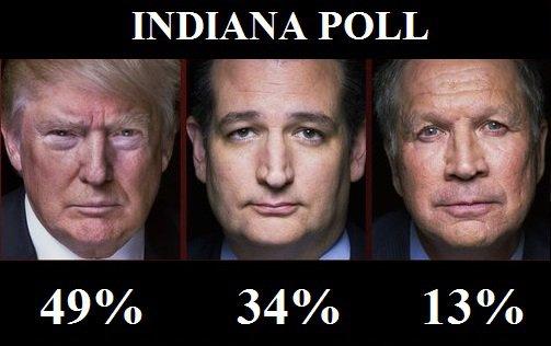 sondaggi, Trump resiste