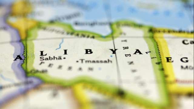 ripartizione territori in libia