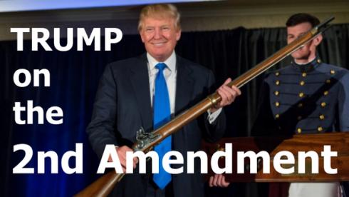 trump e la lobby delle armi