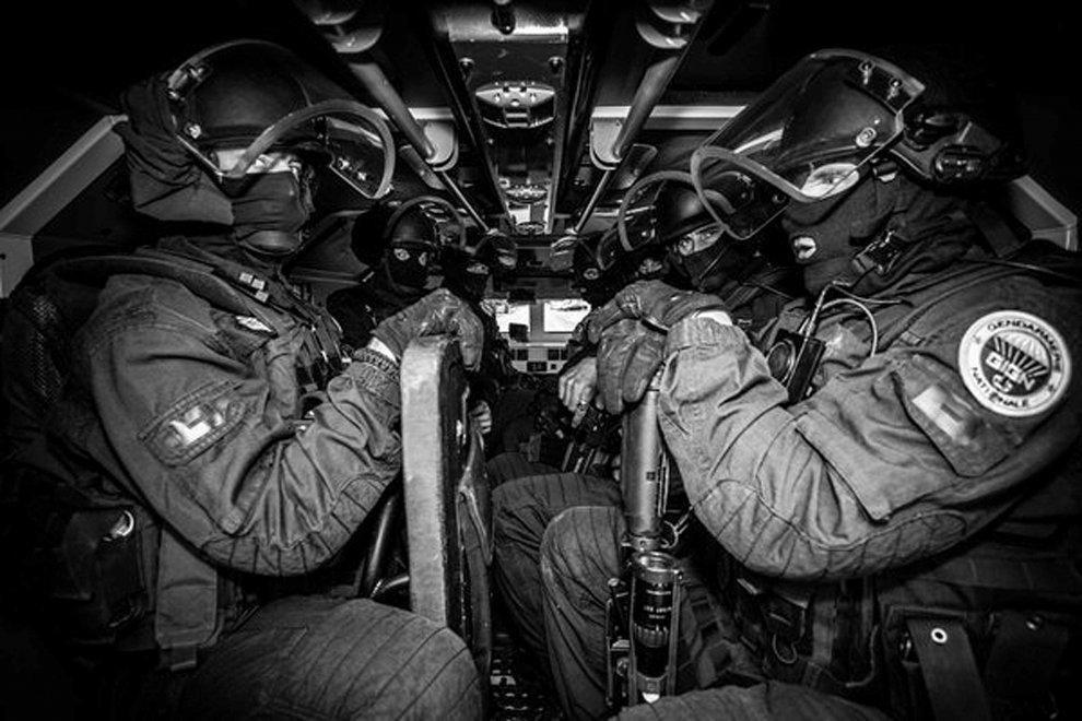 le forze speciali francesi in libia