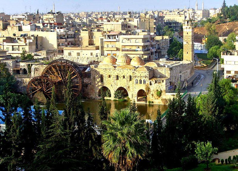 la siria e i moderati