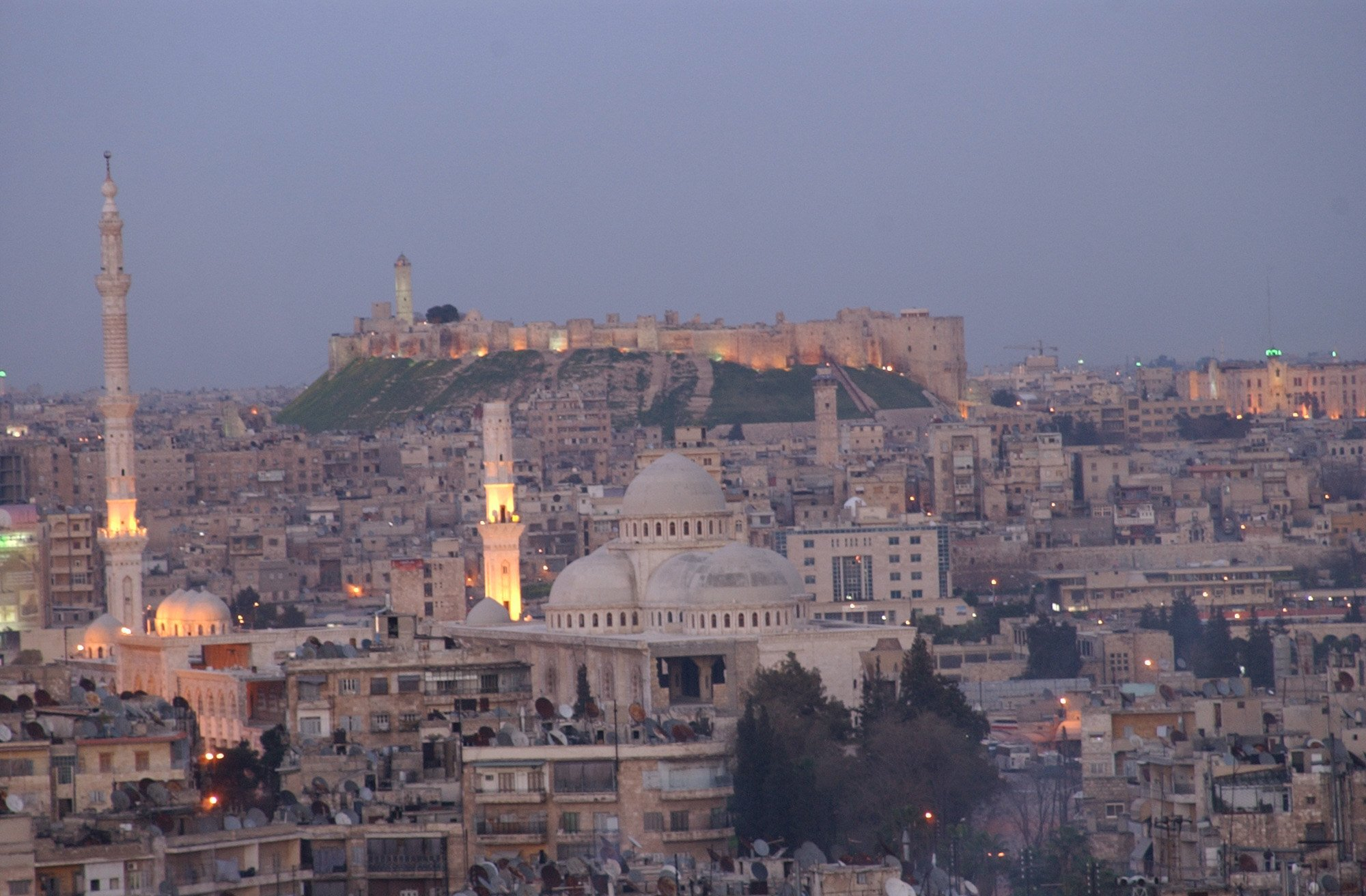 Siria negoziati & attentati