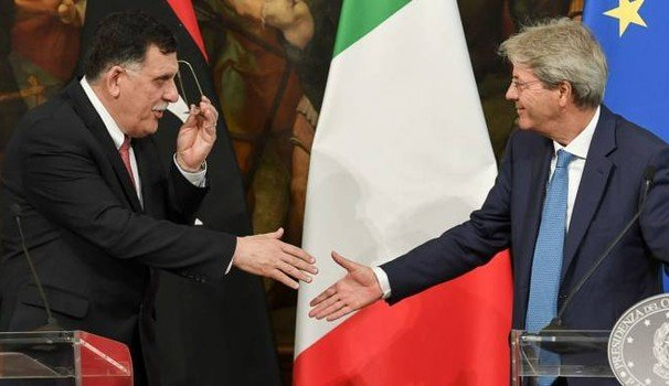 Libia-Italia-missione