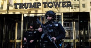 Secret Service - Trump Tower