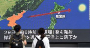 Corea - missile - Giappone
