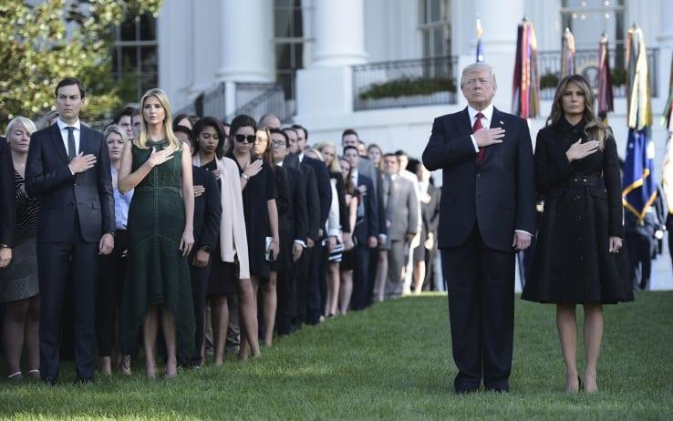 11 Settembre - Trump