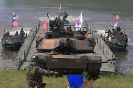 Corea - giochi di guerra
