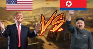 Corea - Trump vs Kim