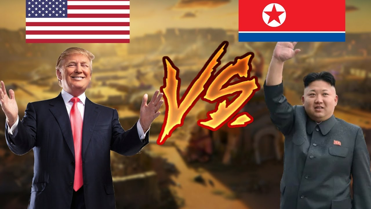 Corea - Trump vs Kim