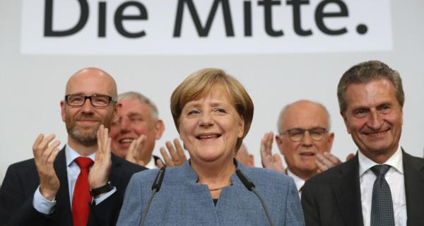 Germania - Merkel - elezioni