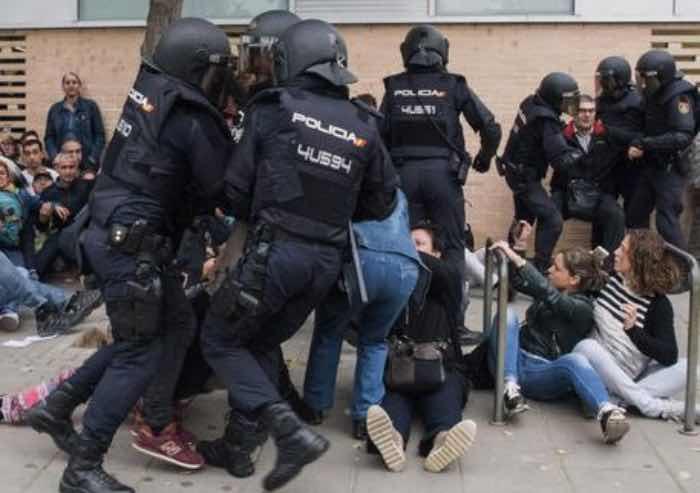 Catalogna - referendum - Costituzione