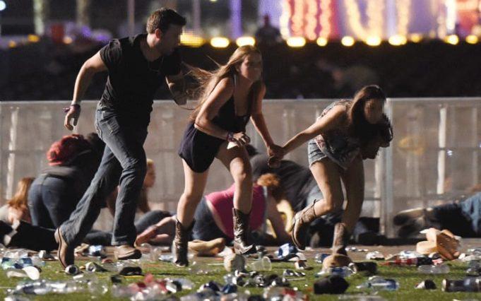 las Vegas - strage