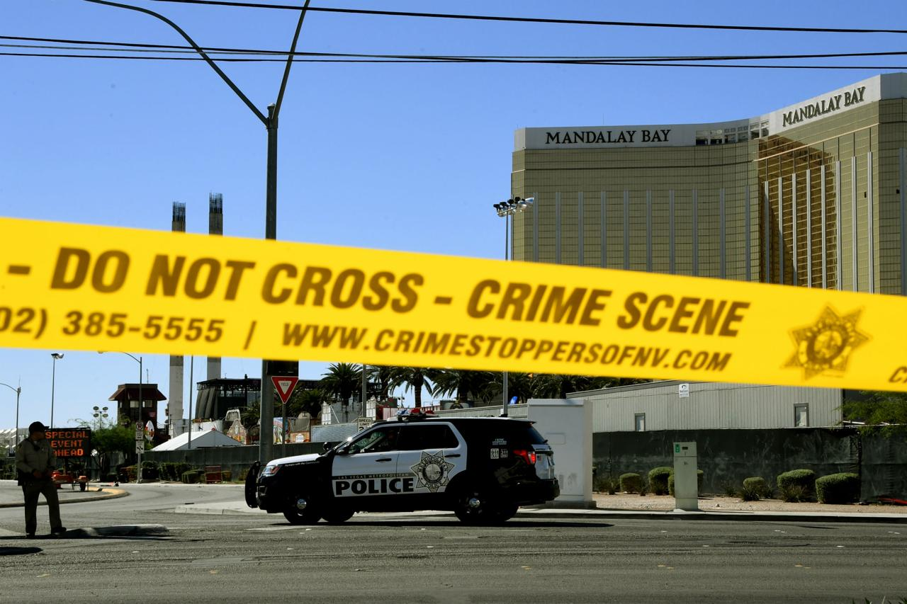Usa - armi - Las Vegas