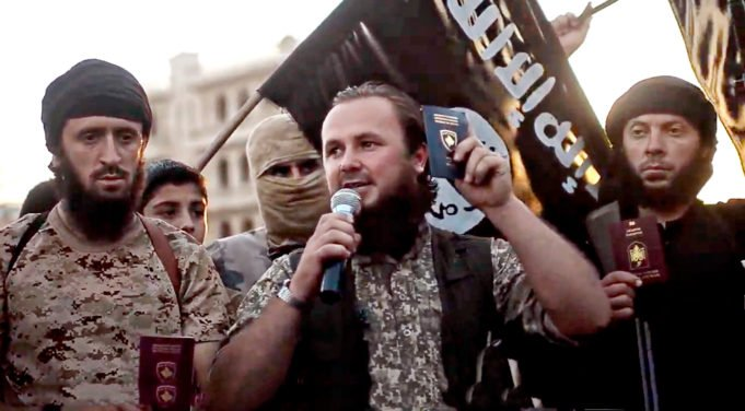 Foreign fighters - Isis