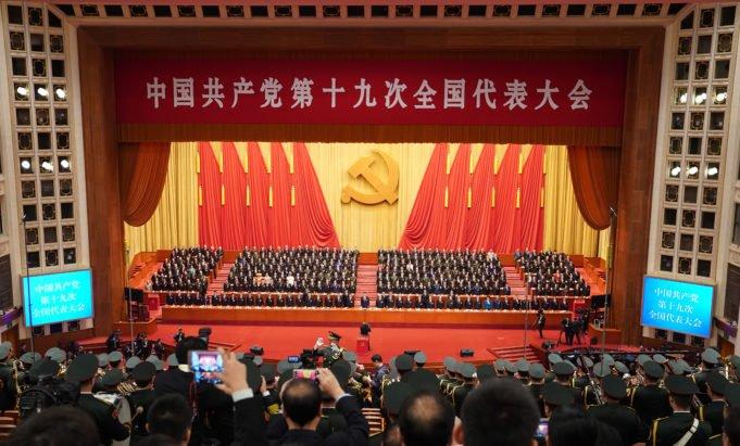 Cina - Xi - Congresso - Pcc