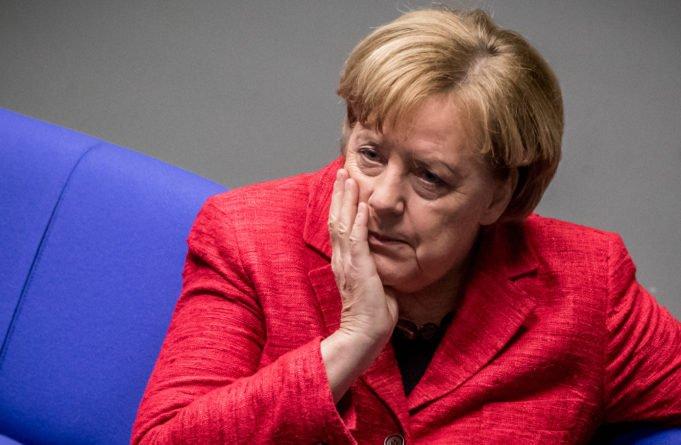 Germania - Merkel - crisi di governo